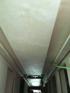 Base board for the drop ceiling